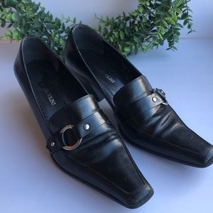 Enzo Angiolini Leather Heels